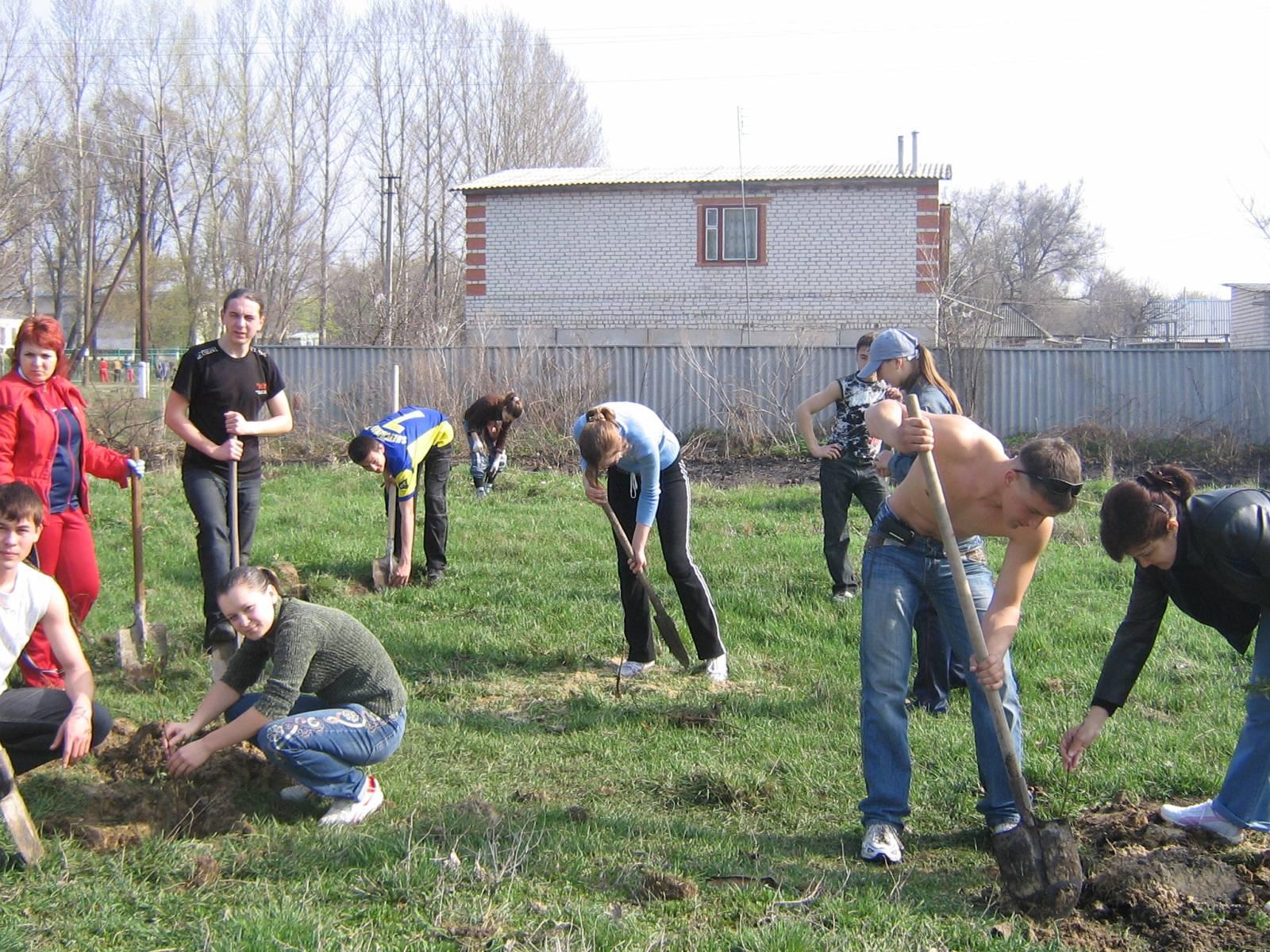 День Довкілля в Білокуракинській школі№1