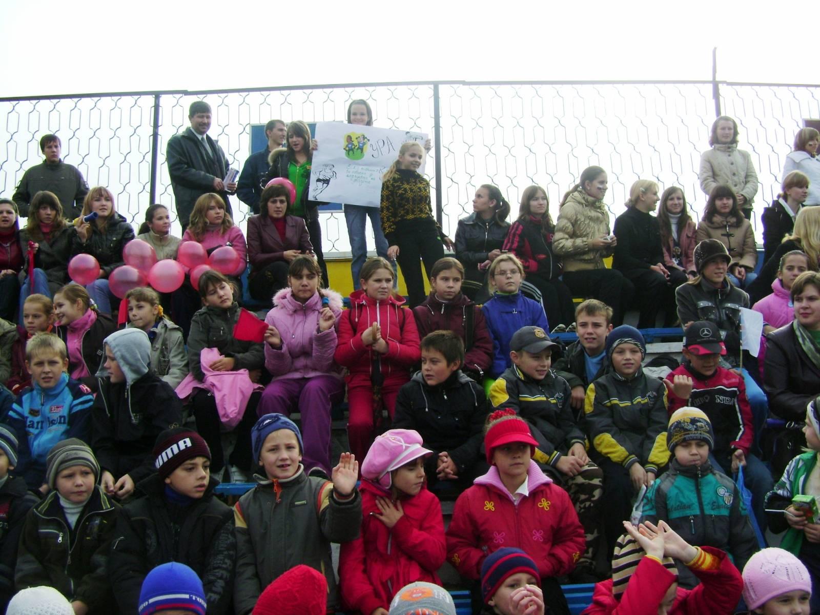 Олімпійські ігри 2008 в Білокуракинській школі№1