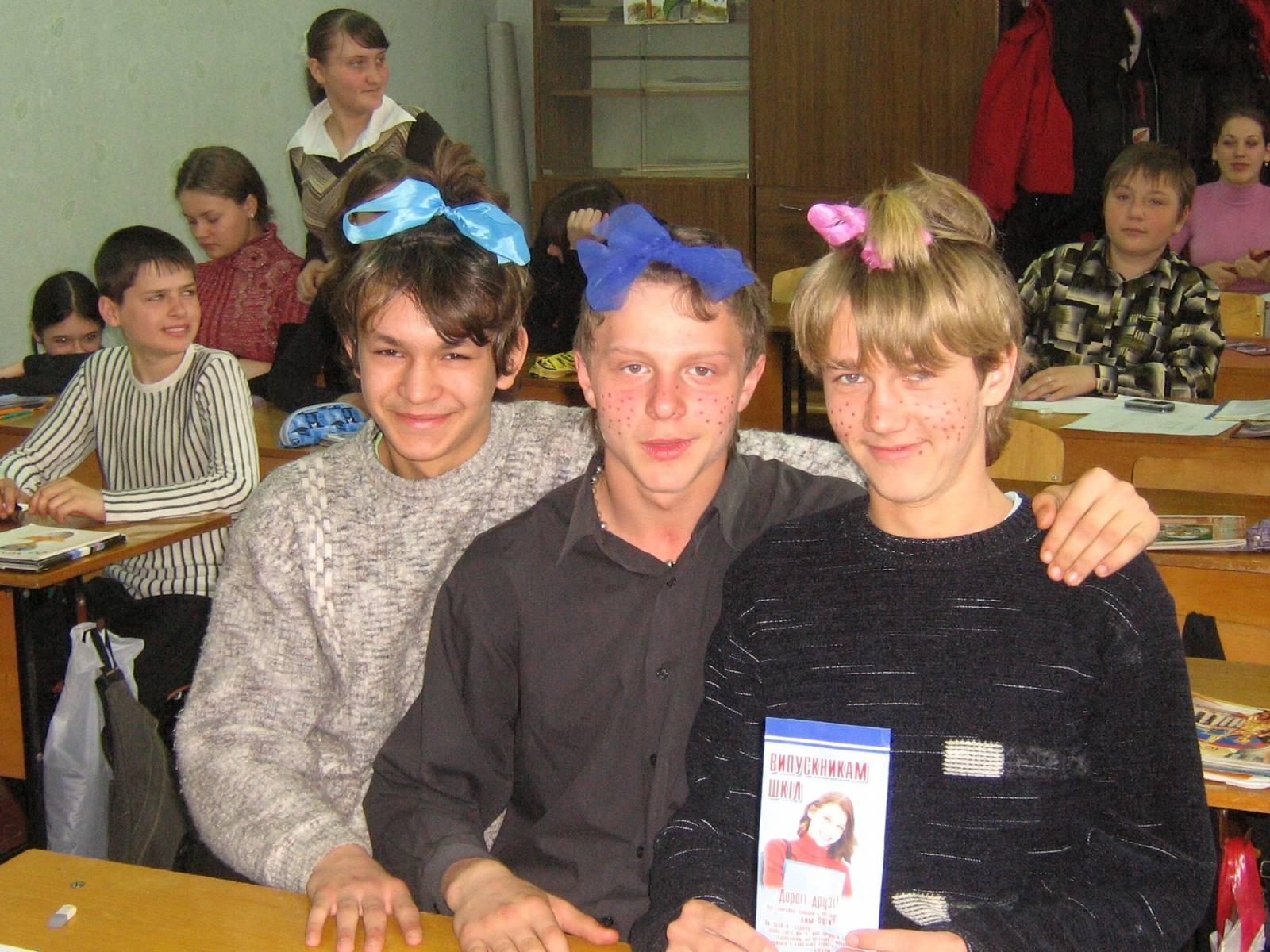 Свято веснянок в Білокуракинській ЗОШ№1