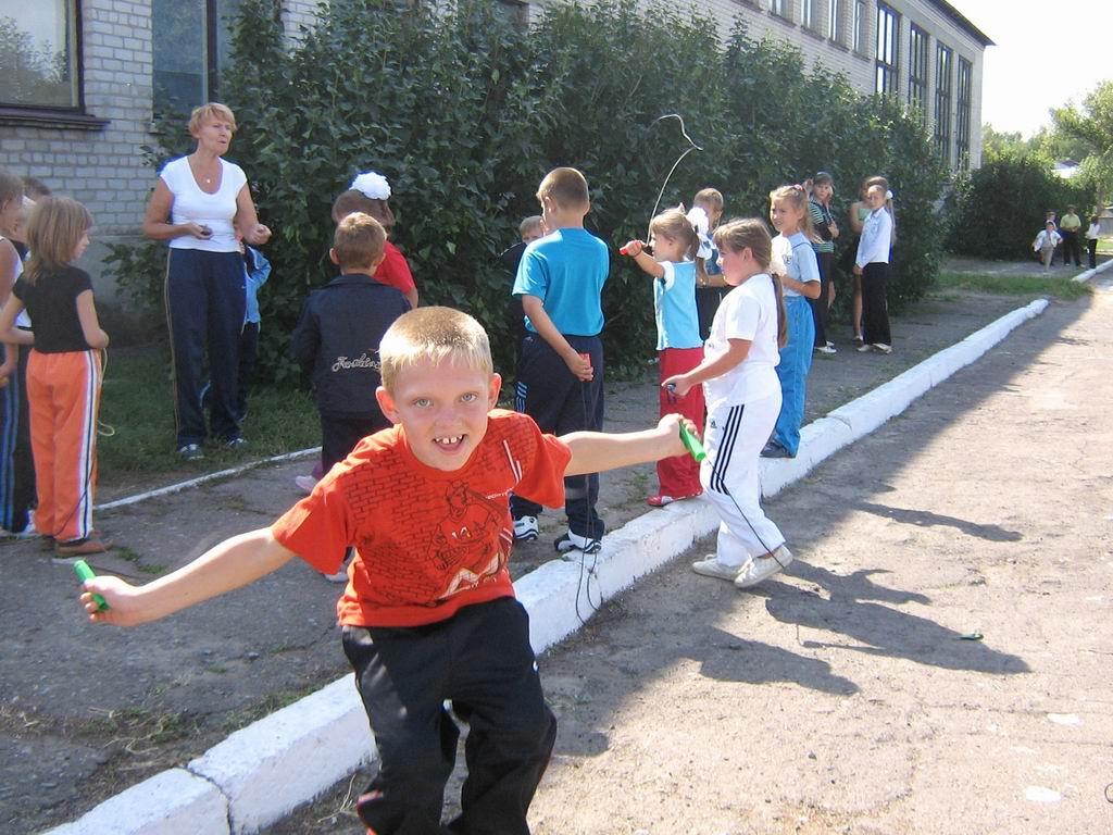 День спорту в Білокуракинській ЗОШ№1