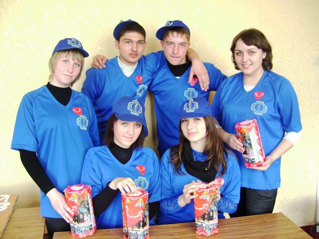 Волонтери Білокуракинської ЗОШ№1